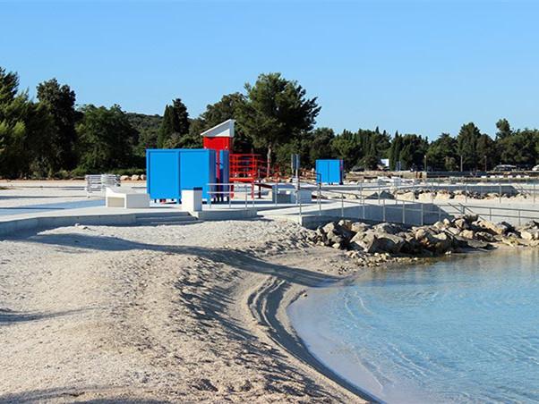克罗地亚军用水上飞机站的改造