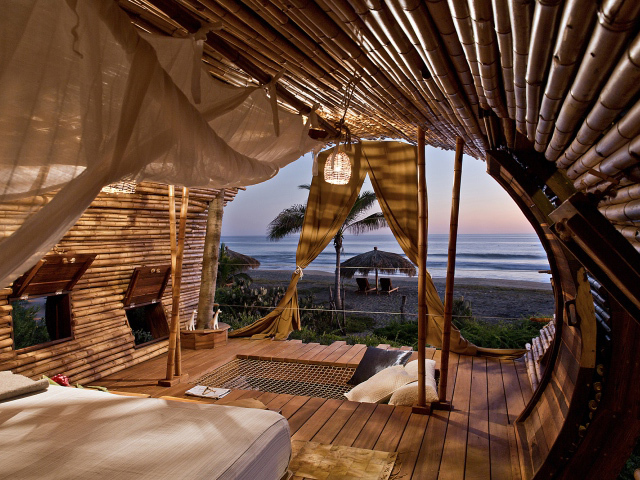 Playa环保精品酒店Treehouse树屋套房第1张图片