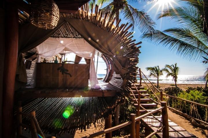 Playa环保精品酒店Treehouse树屋-Playa环保精品酒店Treehouse树屋套房第7张图片