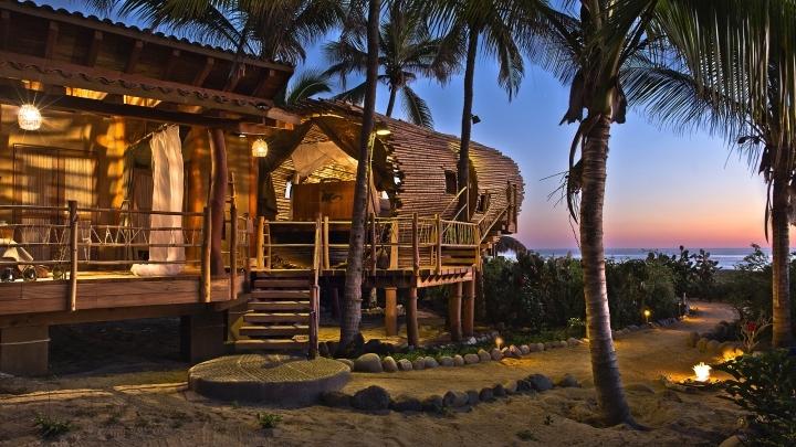 Playa环保精品酒店Treehouse树屋-Playa环保精品酒店Treehouse树屋套房第11张图片