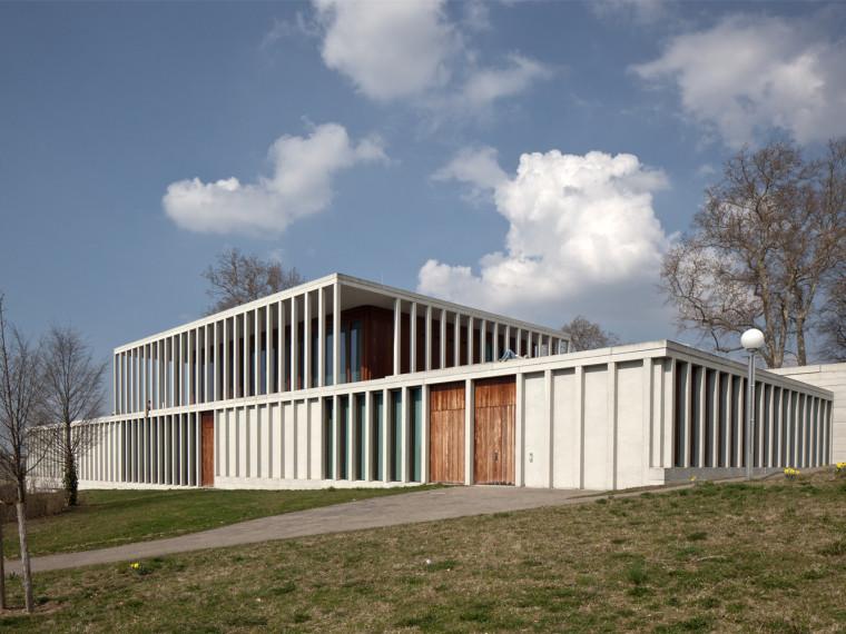 德国现代文学博物馆