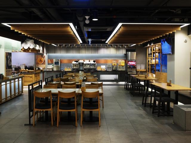 韩国Seasonstable自助餐厅