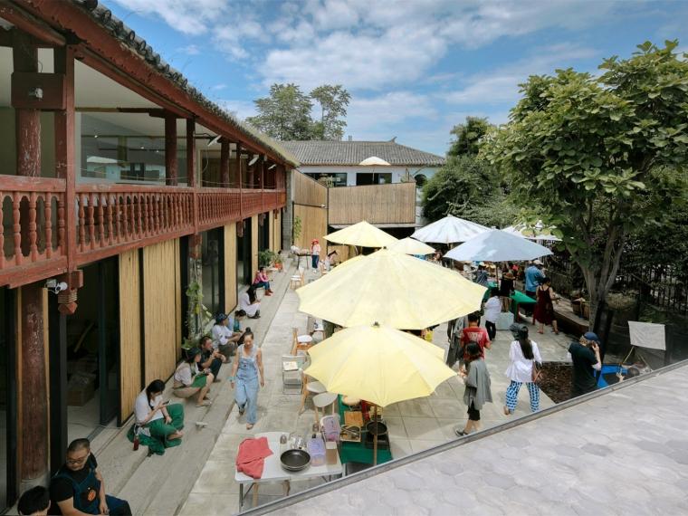 大理柴米多农场餐厅和生活市集