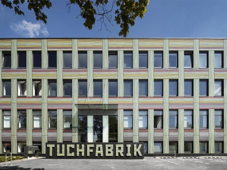 德国Tuchfabrik服装厂改造项目