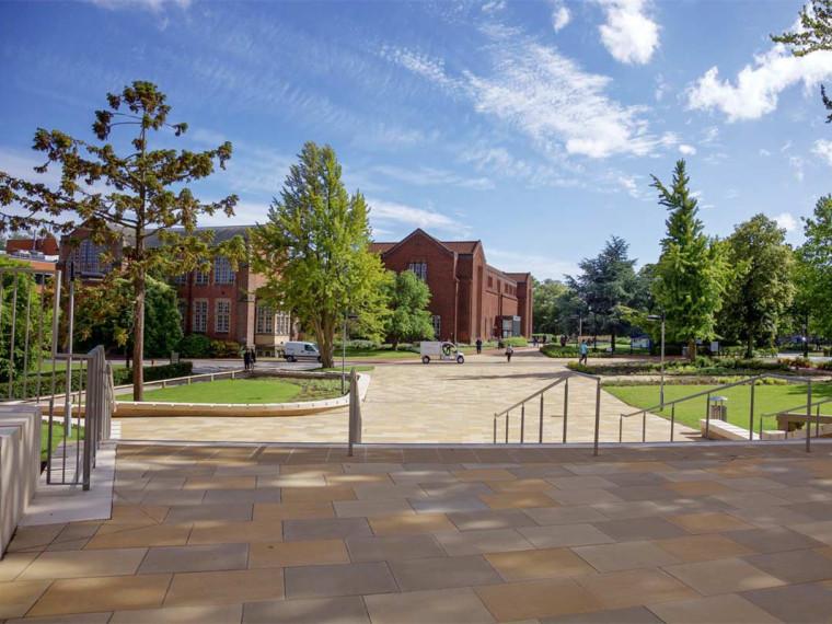 英国南安普敦大学Jubilee广场