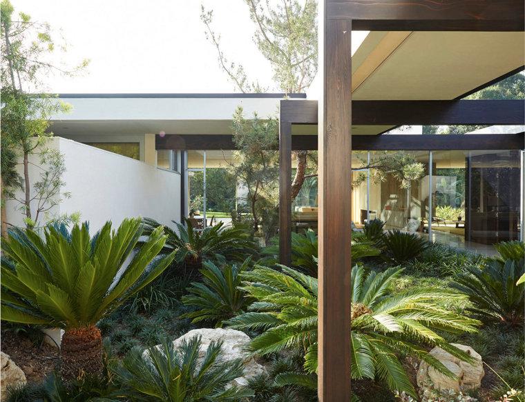 美国Kronish住宅景观外部实景图-美国Kronish住宅景观第3张图片