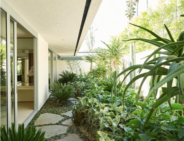 美国Kronish住宅景观外部实景图-美国Kronish住宅景观第4张图片
