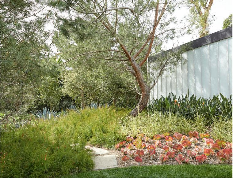 美国Kronish住宅景观外部实景图-美国Kronish住宅景观第6张图片
