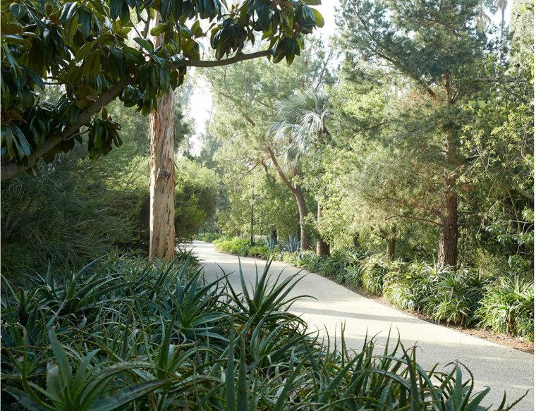 美国Kronish住宅景观外部实景图-美国Kronish住宅景观第7张图片