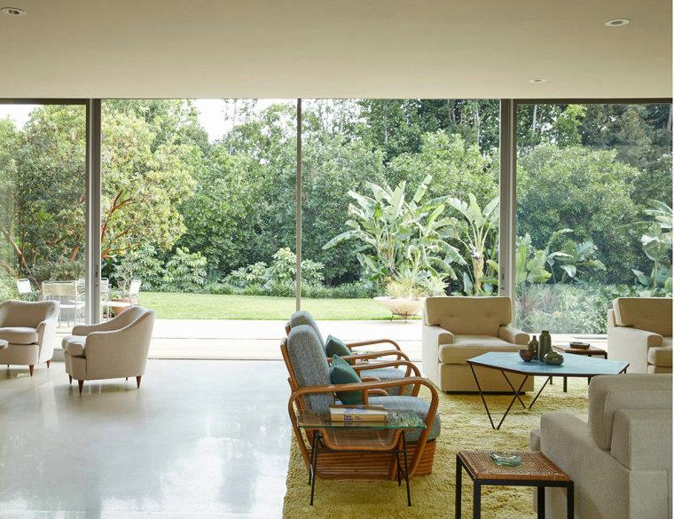 美国Kronish住宅景观内部实景图-美国Kronish住宅景观第10张图片