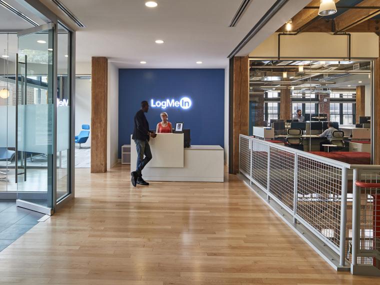 波士顿LogMeIn公司办公室