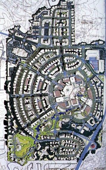菲林韦斯特城市中心
