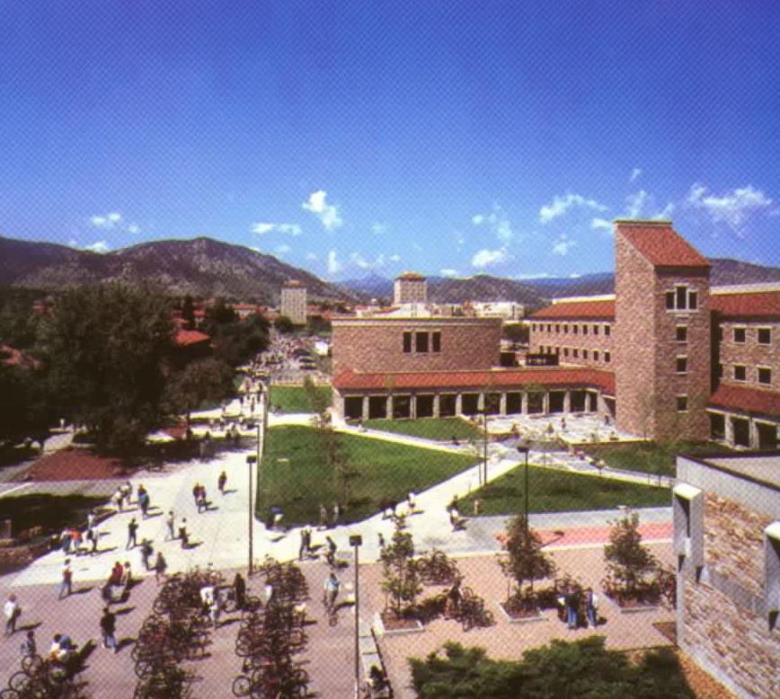 科罗拉多大学数学科学图书馆工程建设