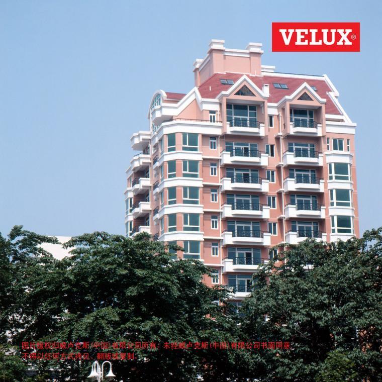 杭州万安城市花园-威卢克斯高层建筑顶窗第16张图片
