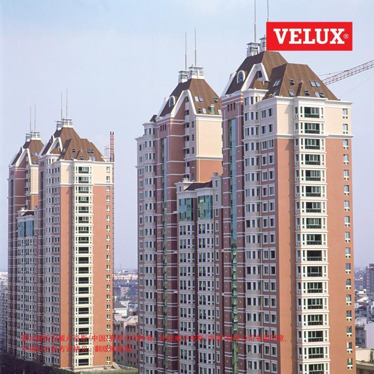 杭州万景阁-威卢克斯高层建筑顶窗第18张图片