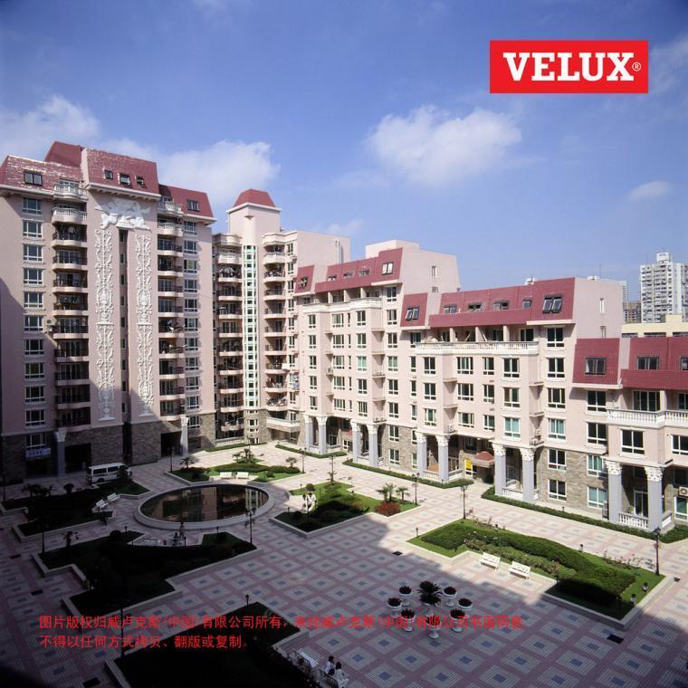 上海沙田公寓-威卢克斯高层建筑顶窗第19张图片