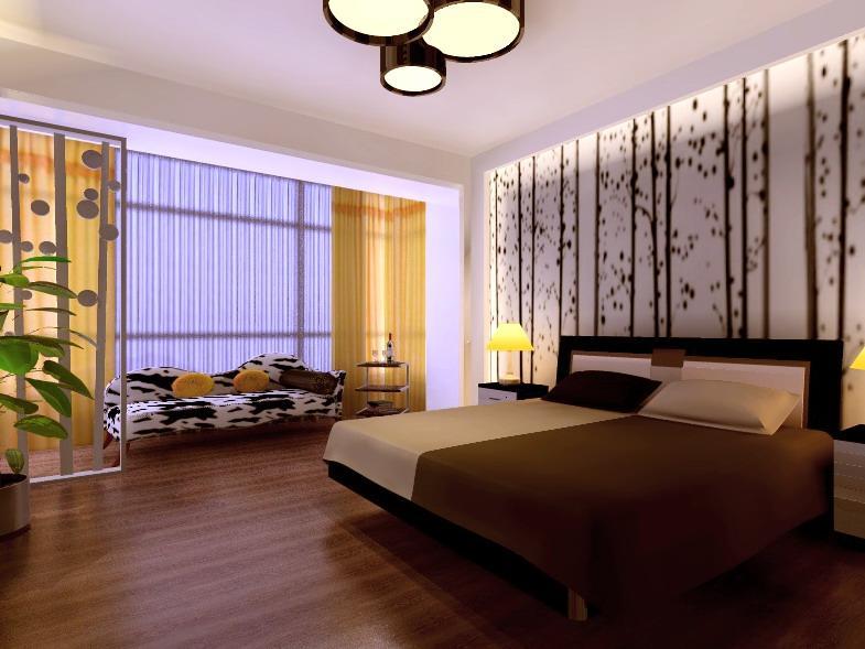 奥运国际卧室