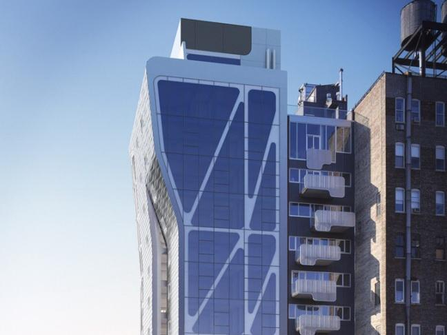 High Line公园大厦
