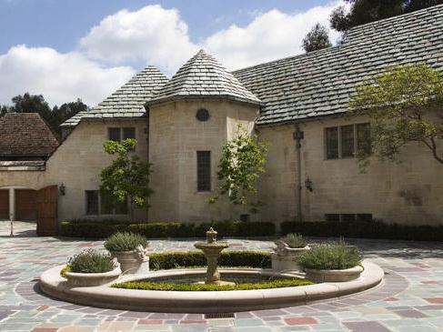 灰石城堡历史花园