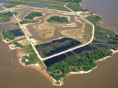 湾镇自然保护区