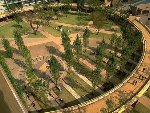 东京大学几何景观