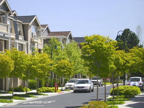 斯坦福西部社区公寓