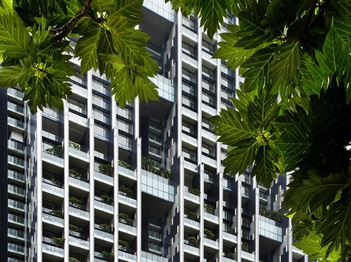泰国曼谷Met多功能大厦
