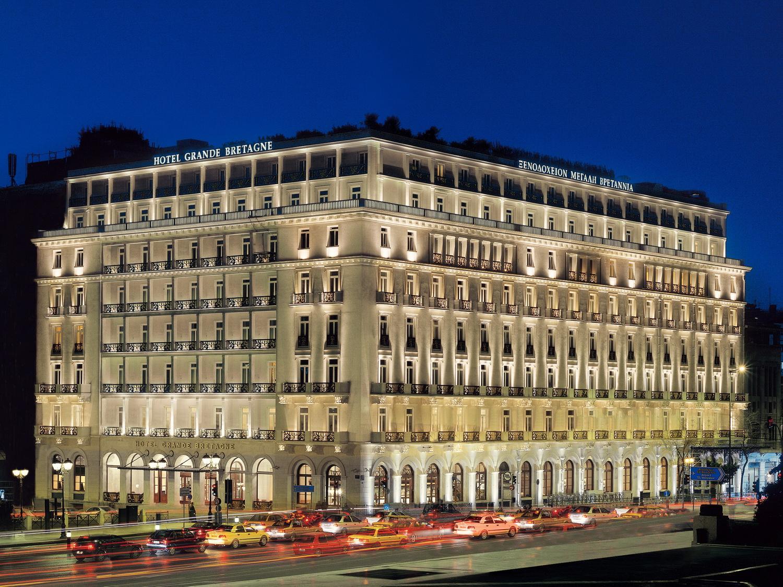 GrandeBretagne宾馆