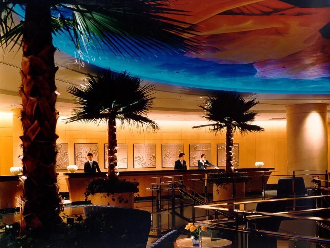 横滨泛太平洋大酒店