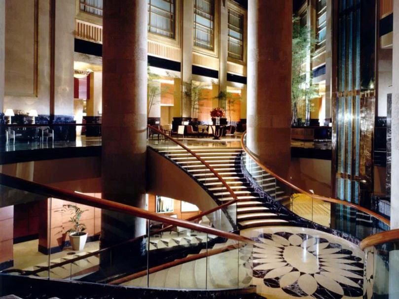 新加坡浮尔顿酒店
