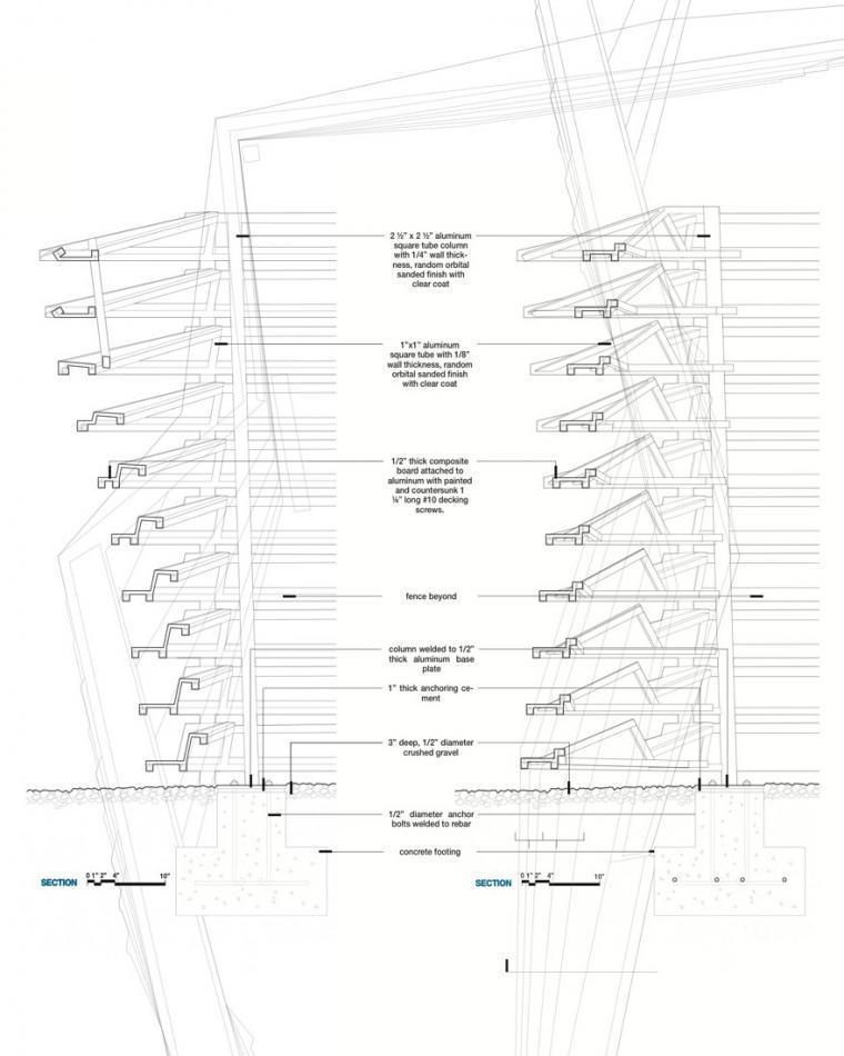 细节 detail-亥伯龙神综合楼第15张图片