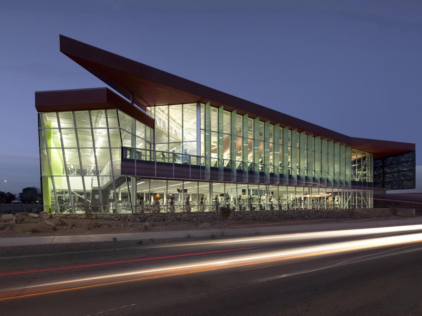 亚利桑那州大学学生娱乐中心