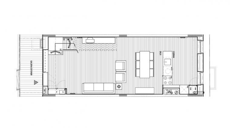 平面图02 floor plans02-路西塔尼亚阁楼第17张图片