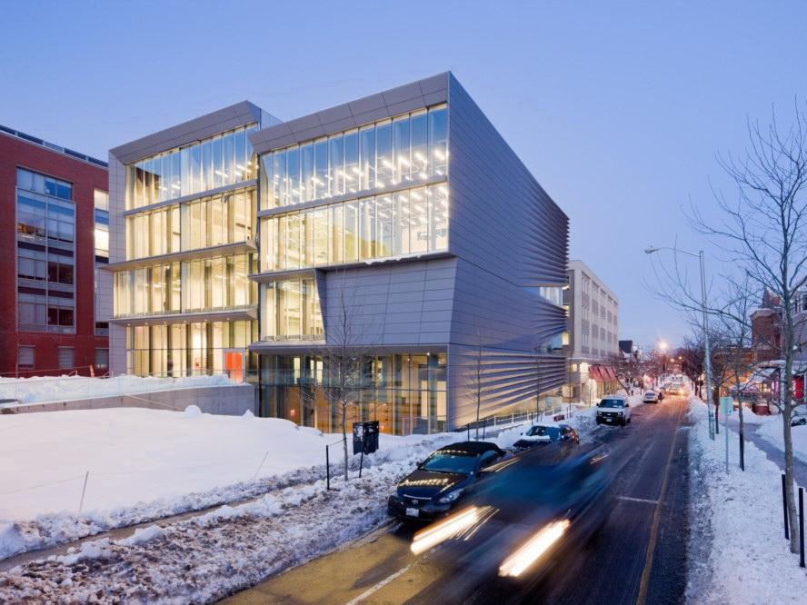 布朗大学某艺术中心
