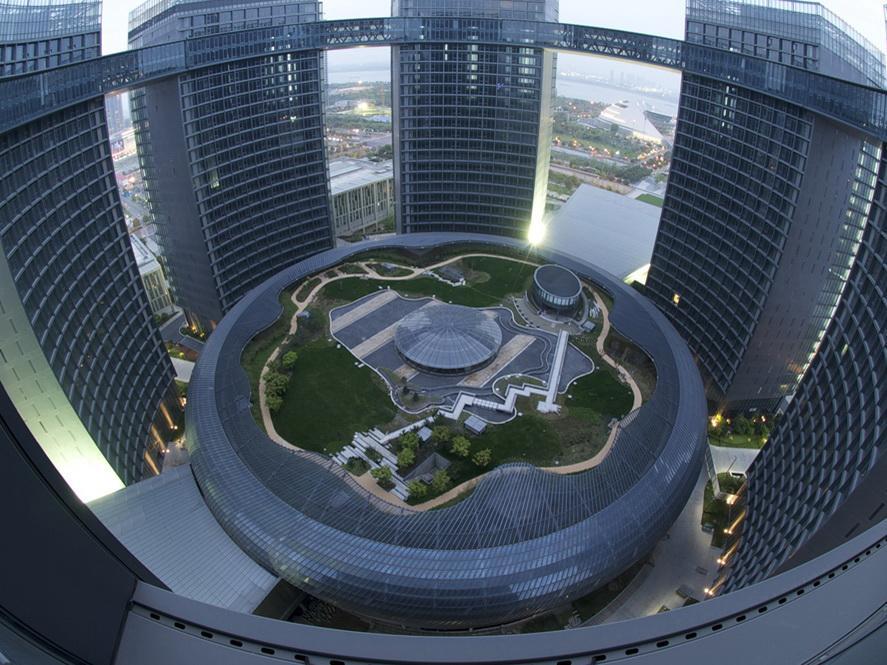 杭州新市政大楼