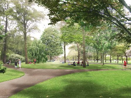 华盛顿南总统公园