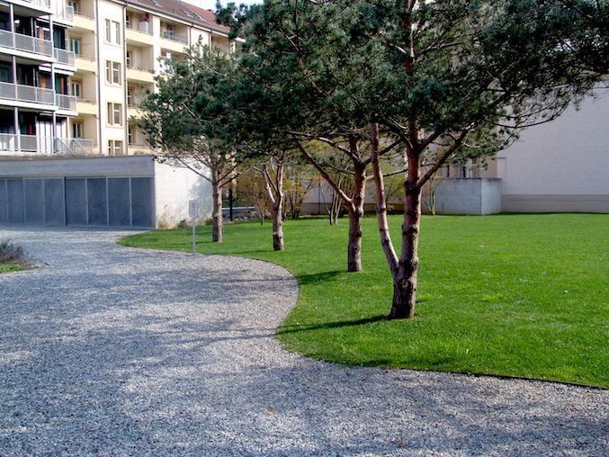 巴赛尔公园
