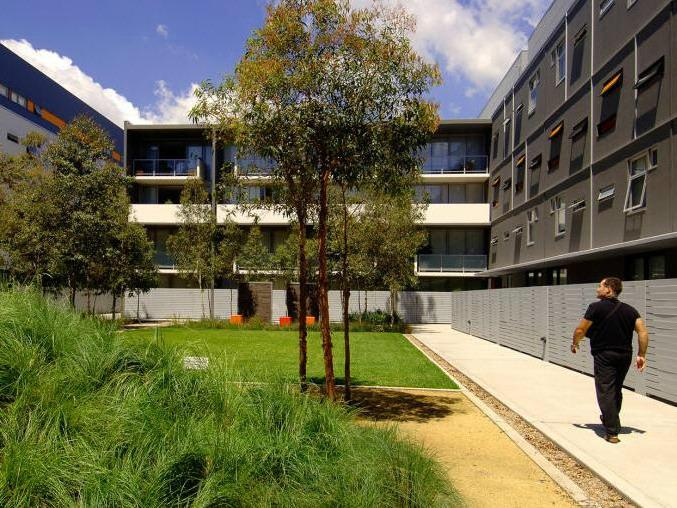 Airia住宅区景观设计