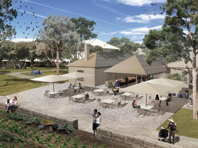 Callan公园总体规划