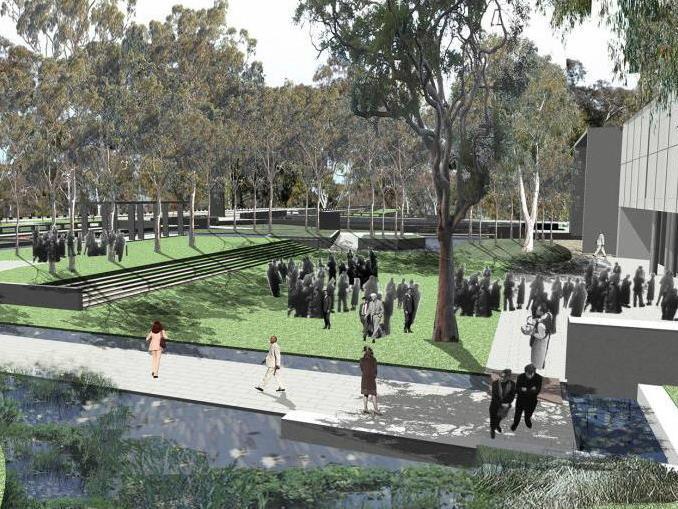 艺术人文园总体规划