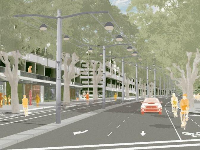 绿色广场公共空间规划