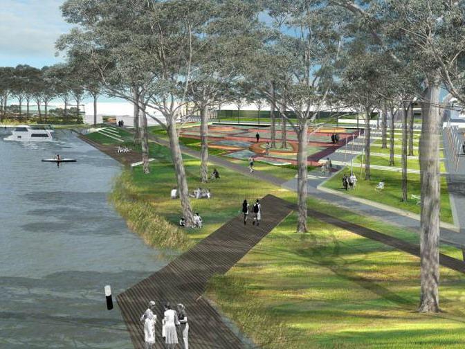 米尔迪拉水滨公园