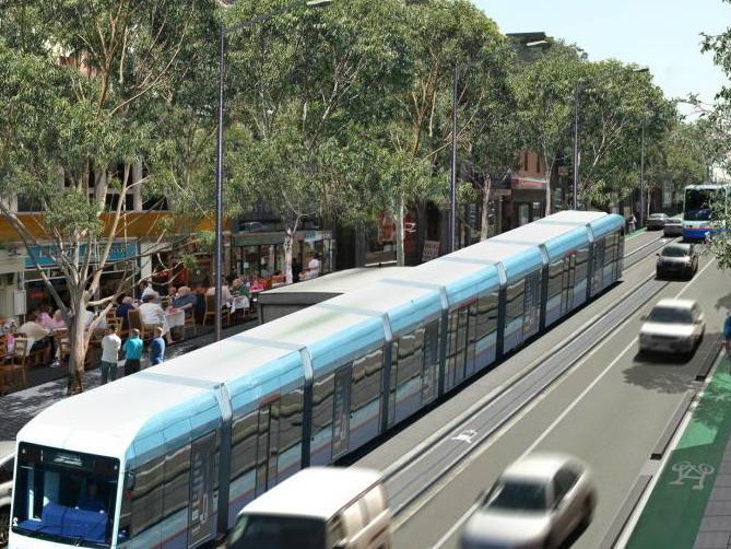 帕拉马塔路翻新方案