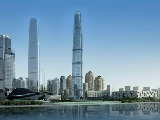 广州东塔方案