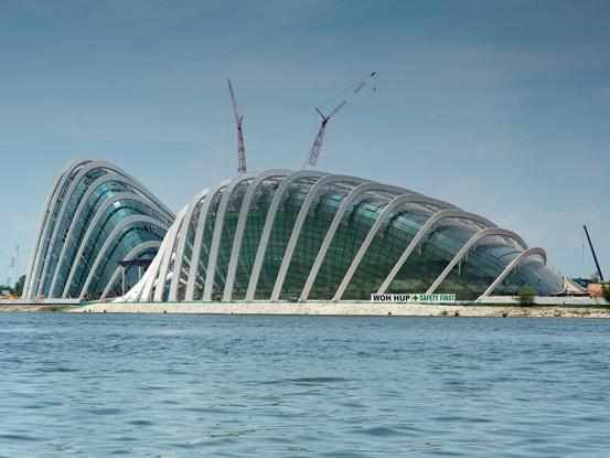 新加坡海湾花园温室