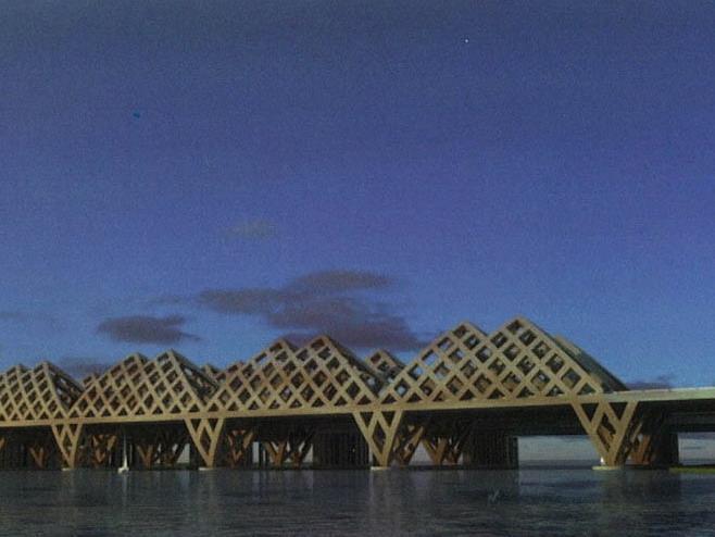 Hollandse Brug大桥