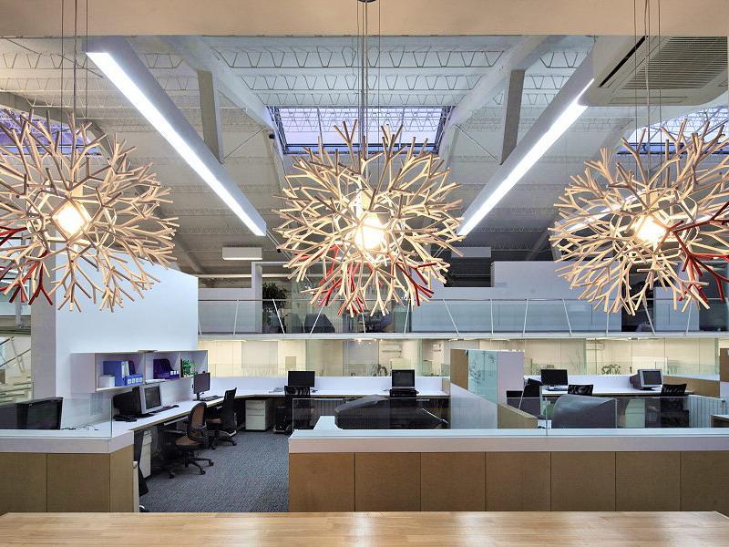 艾迪尔新办公楼设计
