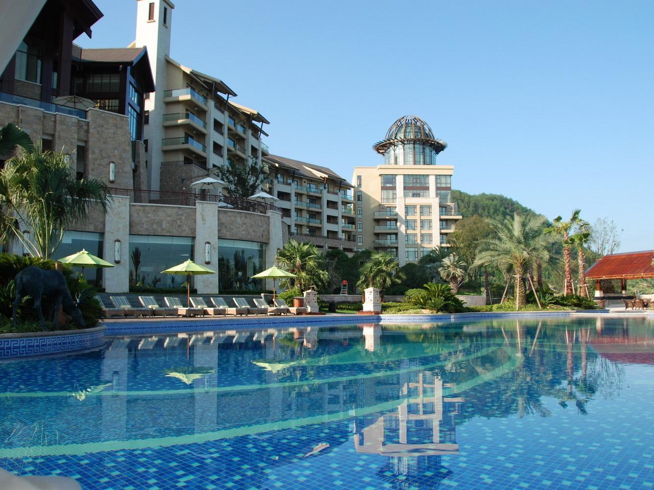 千岛湖希尔顿度假酒店