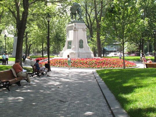 多尔切斯特广场