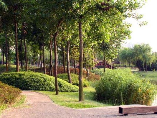 蒙特利尔花园
